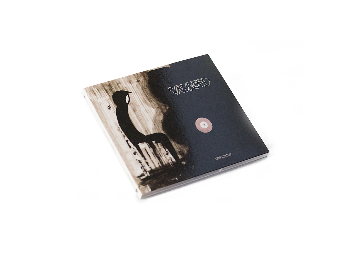 Vagabond Digipack Closed