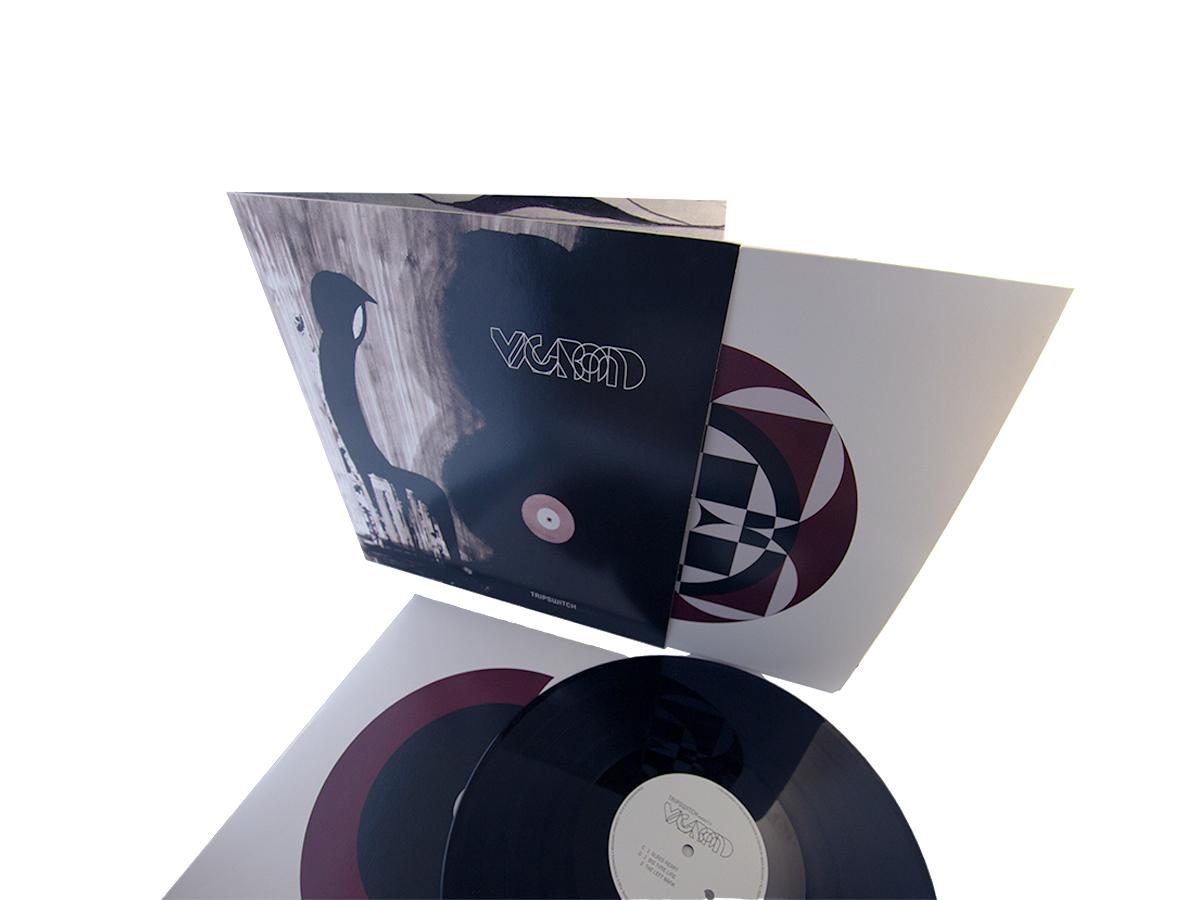 Vagabond vinyl gatefold